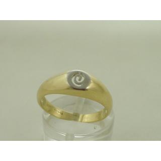 Χρυσό δαχτυλίδι Κ14 χωρίς πέτρες Σπείρα ΔΑ 001375 Βάρος 2.68gr 67c71c29ccf